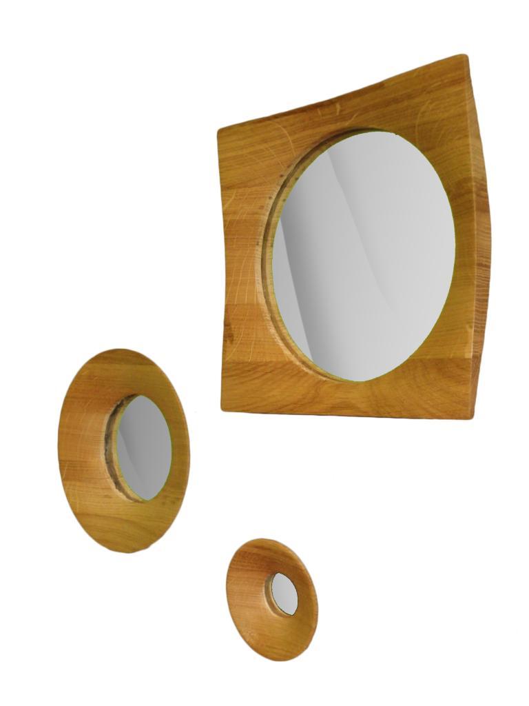 trio de miroirs